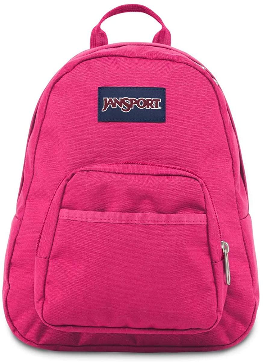 JanSport, Half-Pint Mini Backpack (Bright Beet - ONESZ)