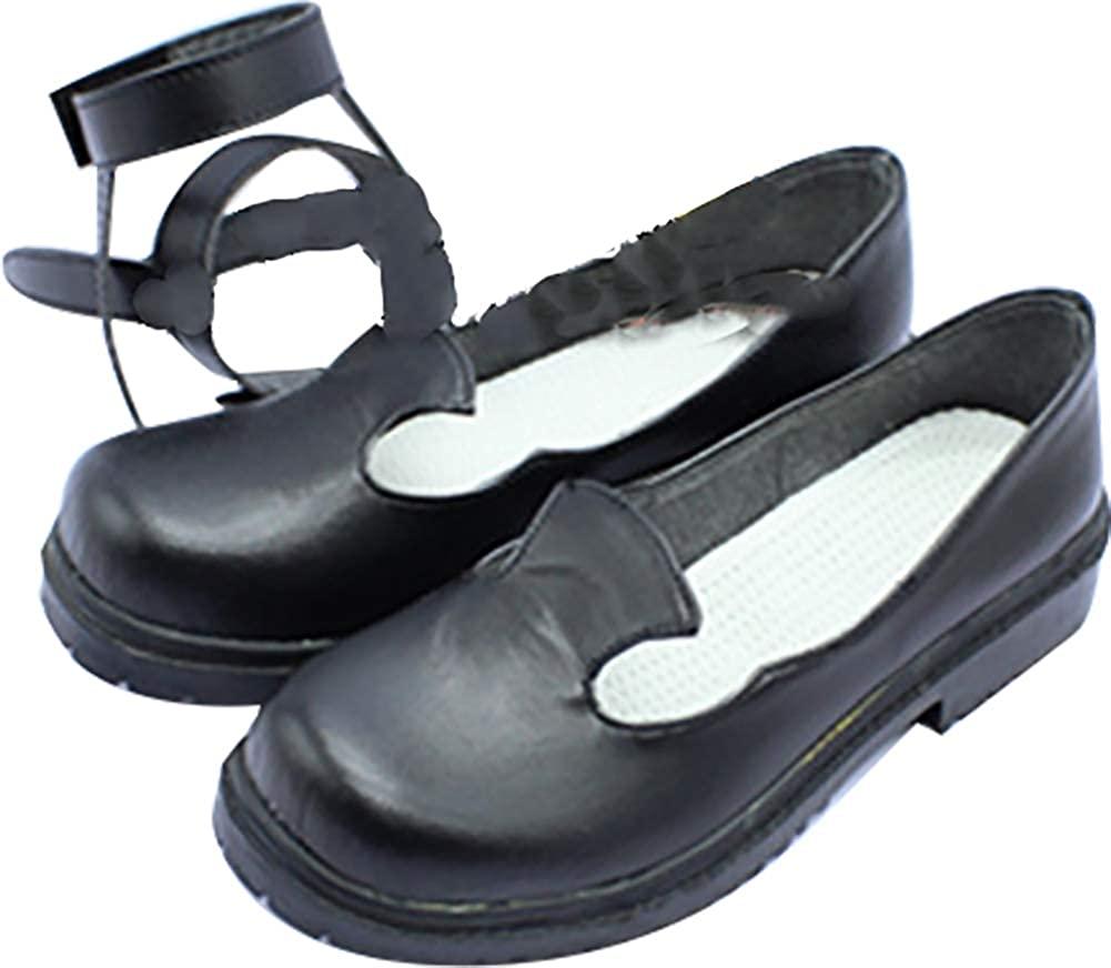 MINGCHUAN Whirl Cosplay Boots Shoes for Touken Ranbu Hotarumaru