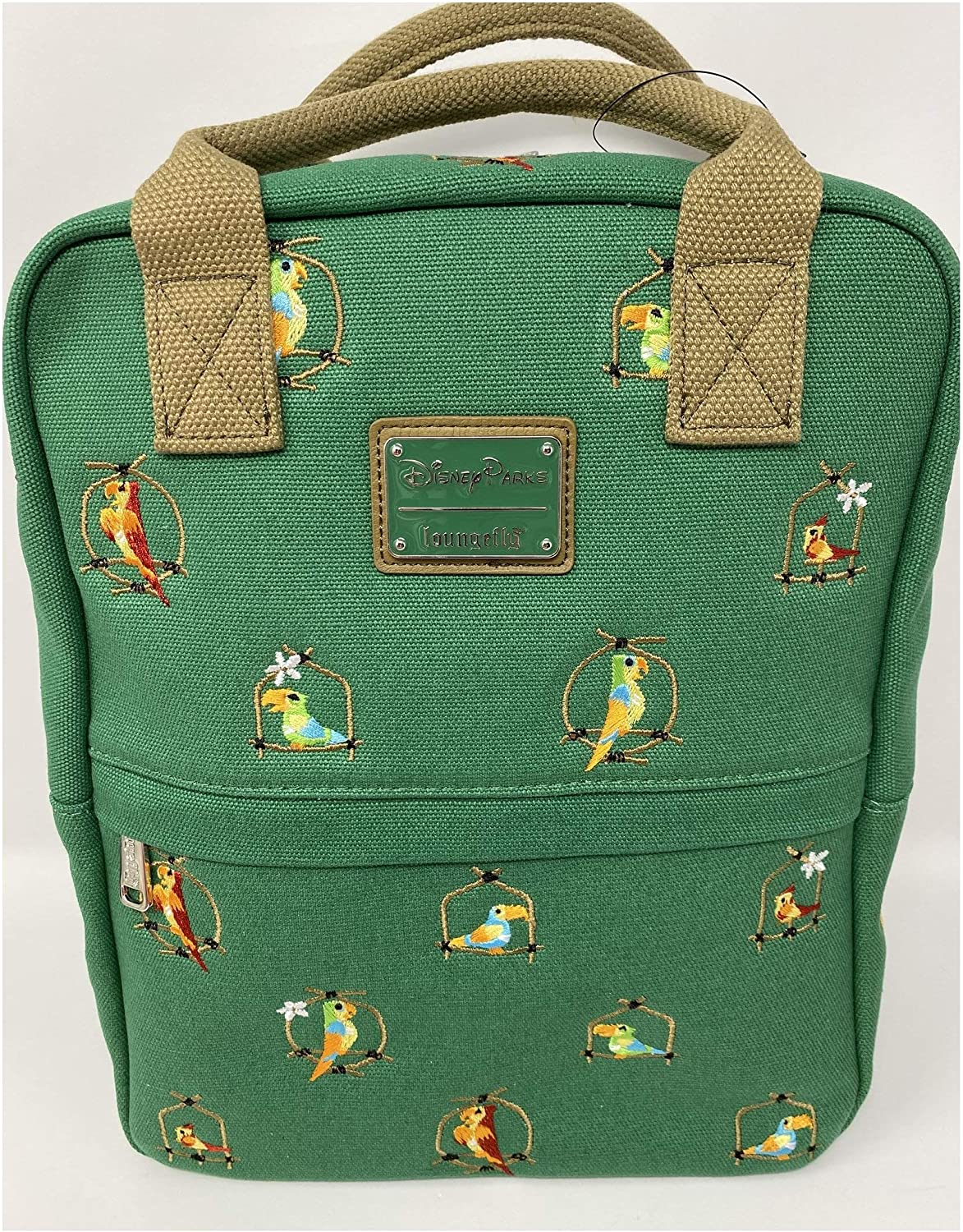 Disney Park Loungefly Tiki Room Backpack
