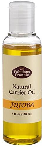 Jojoba 4oz Carrier Oil Base Oil for Aromatherapy, Essential Oil or Massage