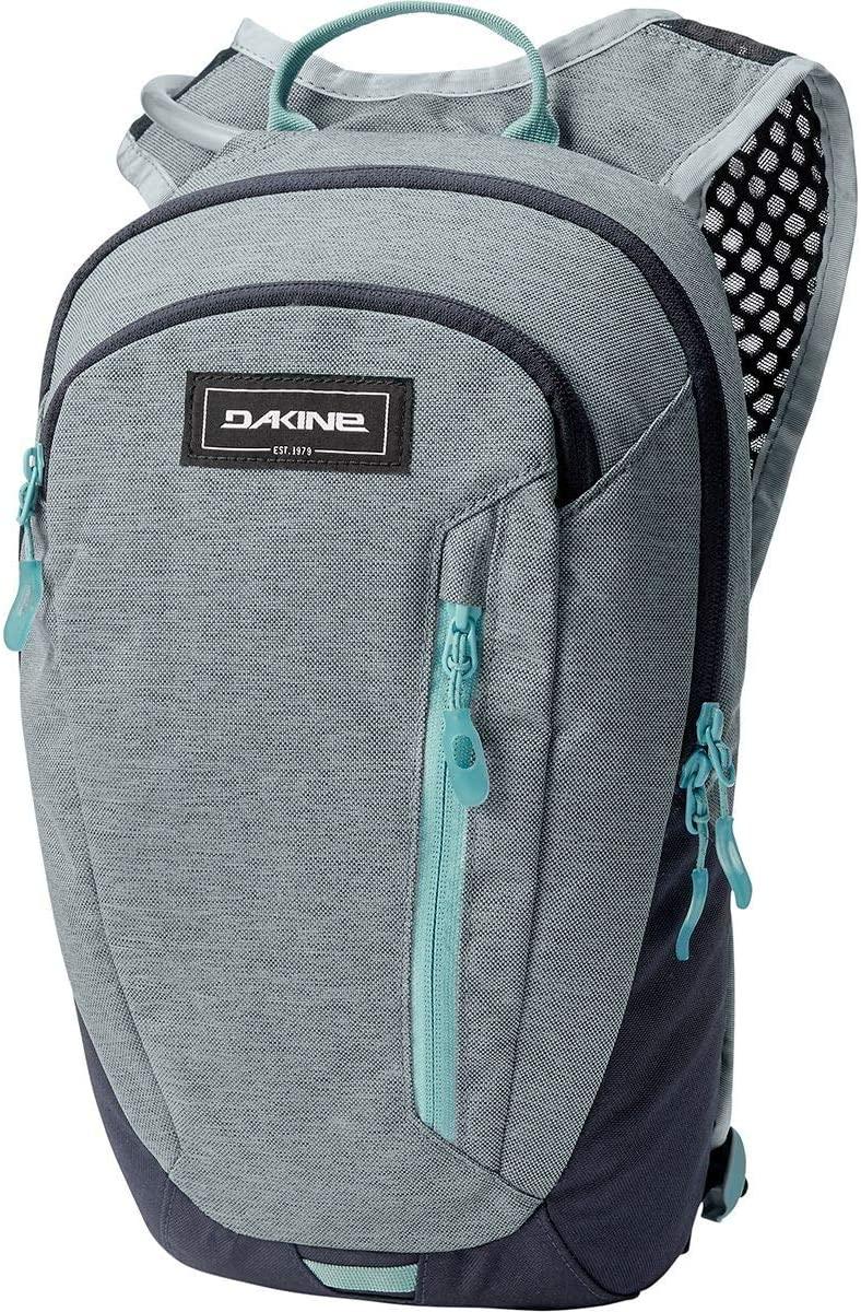 Dakine Women's Shuttle 6L Bike Hydration Backpack, Lead Blue