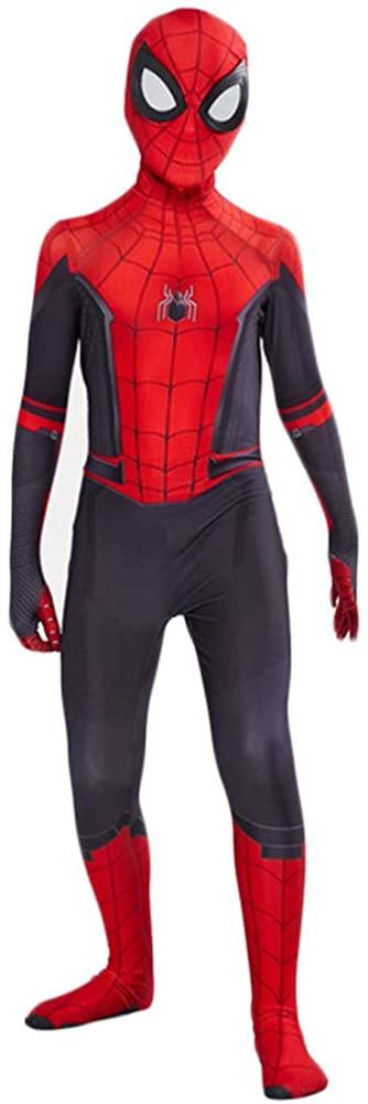 Da Mai Kids Lycra Superhero Suits Halloween Cosplay Costumes 3D Style
