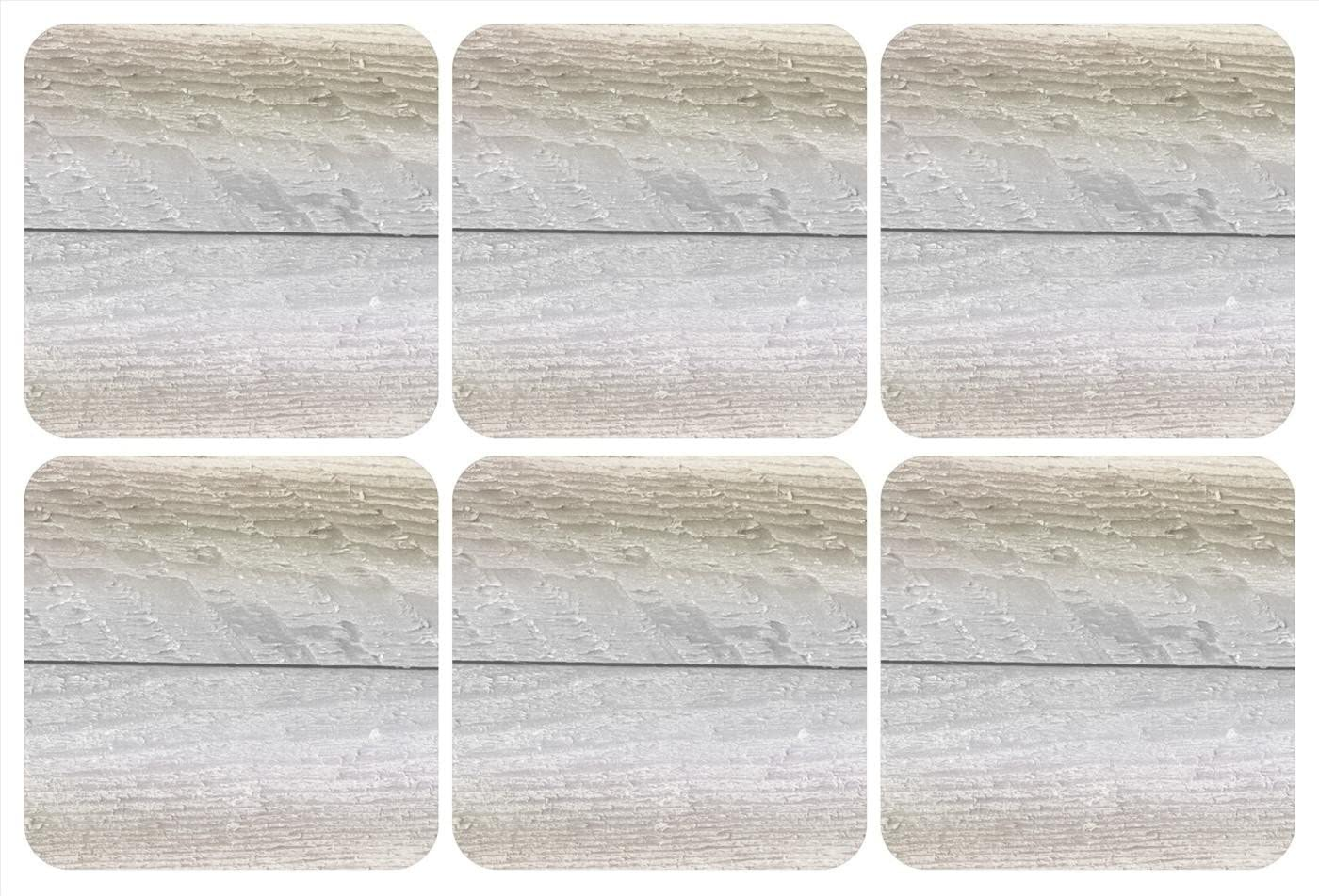 Pimpernel Driftwood Collection Coasters - Set of 6