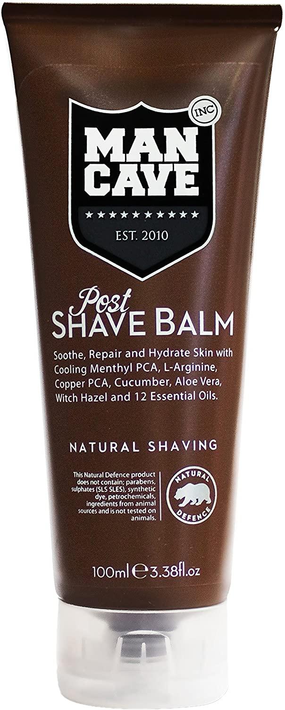 Mancave Post Shave Balm, 3.38 fl.oz