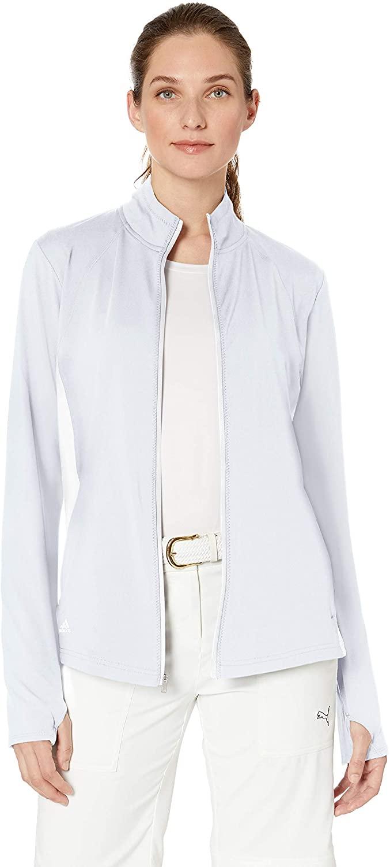 adidas womens Beyond 18 Full Zip Jacket