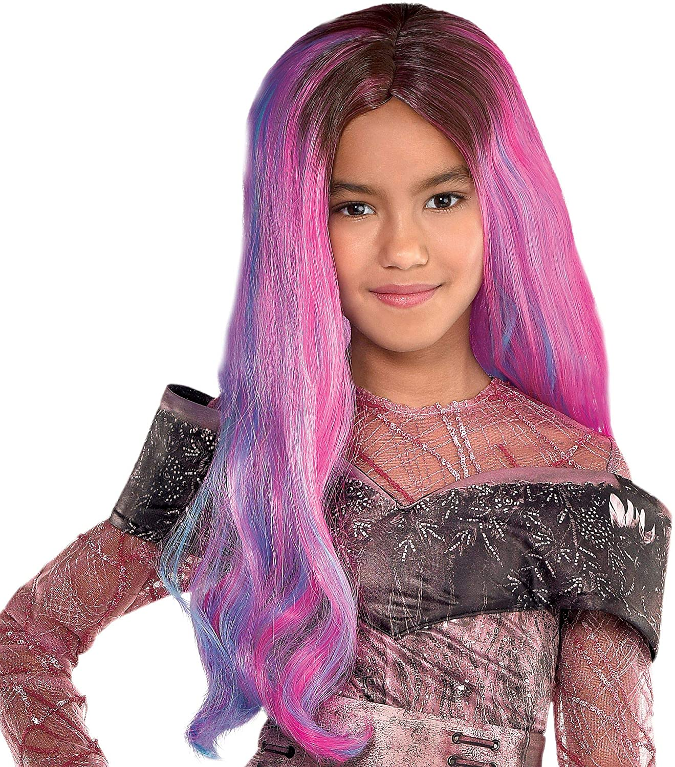Party City Descendants 3 Audrey Wig Halloween Costume Accessory for Girls, One Size