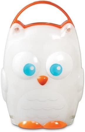 Adorable Owl Shape Light My Way Nightlight