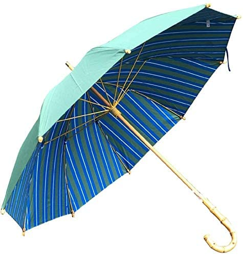 ASDF Stick Umbrellas Golf Umbrellas 10 Bone Double Umbrella Surface Long Handle Umbrella Sunscreen Umbrella Sun Umbrella Bamboo Umbrella Windproof