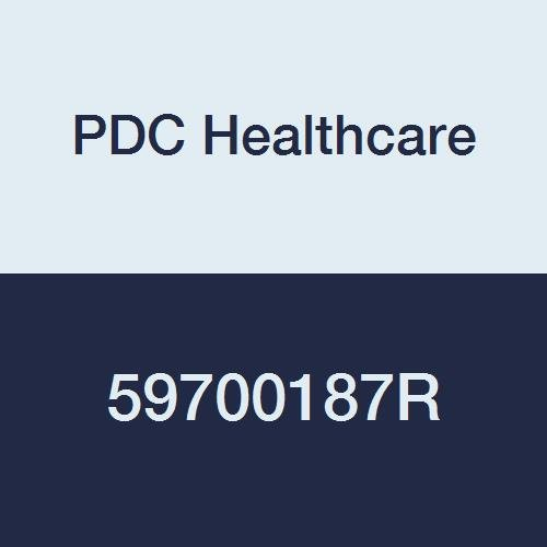PDC Healthcare 59700187R Color Code Label, Removable, 3/4
