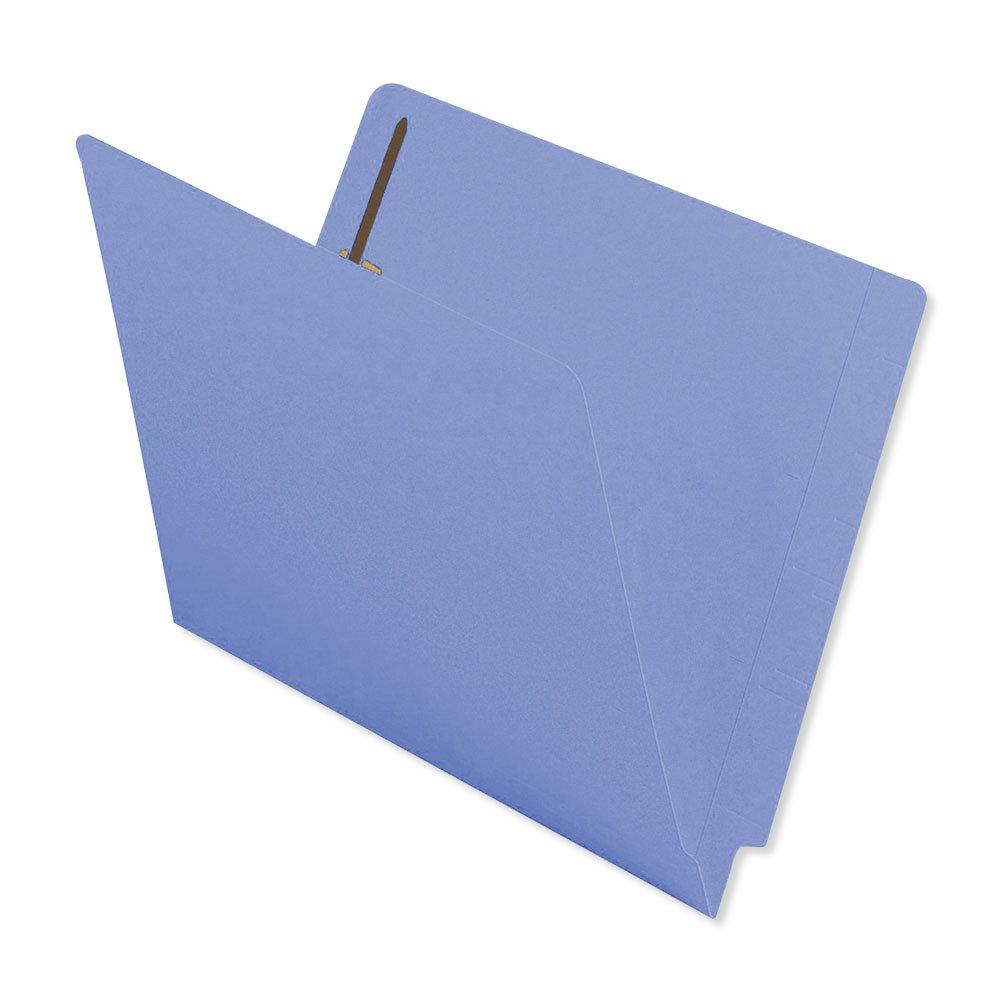 BARKLEY MATCH ETF227BBE End Tab Folder, 2-ply, FAS #1, 11Pt Color Stock, Flush Front, 12 1/4