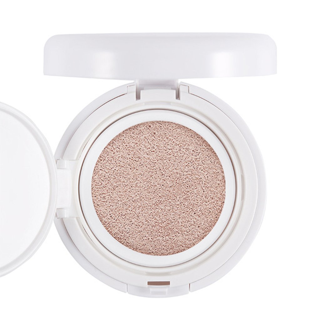 CC Cream, Air Cushion Perfect Anti-Aging Foundation Thin Concealer Cosmetics for Face Makeup Concealer Waterproof (02#)