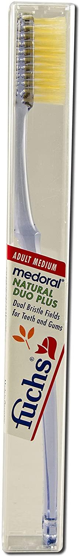 Natur Duo Plus Medium, 1 Ea, Pack of 2,(colors May Vary)