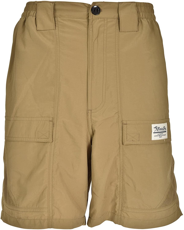 Bimini Bay OUTFITTERS Men's Grand Cayman Nylon Short