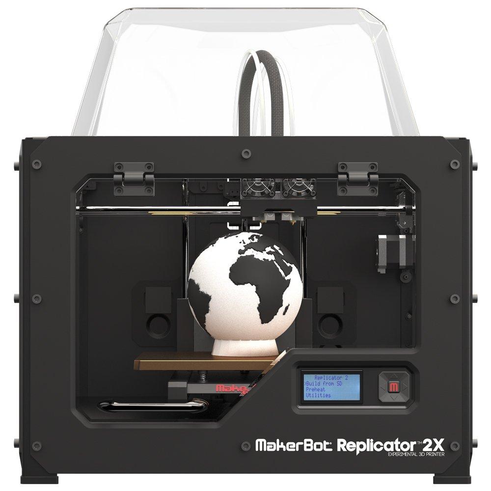 MakerBot Replicator 2X Experimental 3D Printer