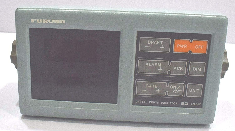 Furuno ED222 Digital Depth Indicator for Marine Ship`s