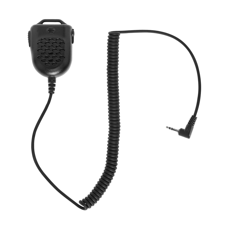 Maxtop APM086-H2 Mini Shoulder Speaker Microphone for Hytera HYT TC-1688 TC-320