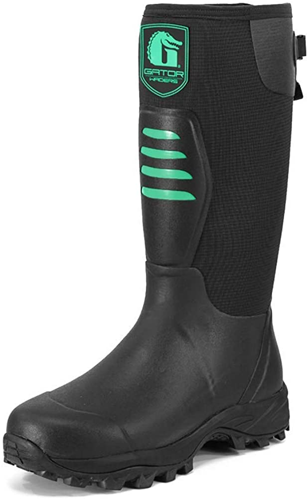 Gator Waders Womens Everglade 2.0 Offroad Waterproof Boots, Insulated