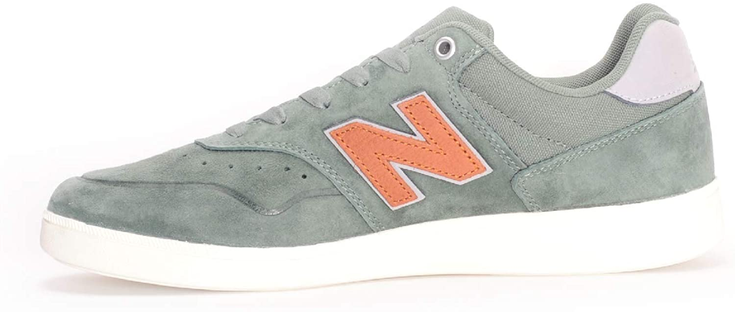 New Balance Numeric 288 (Olive/Tan) Men's Skate Shoes