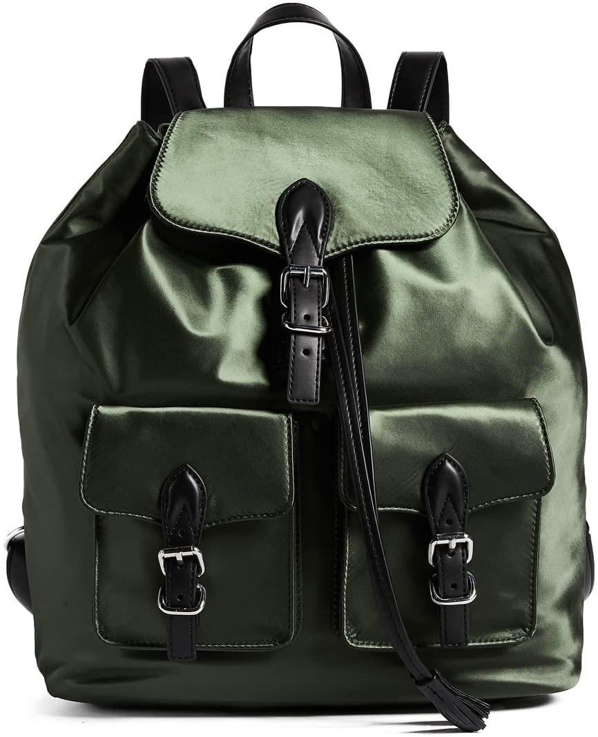 Rebecca Minkoff Women's Alice Backpack, Army Green, One Size