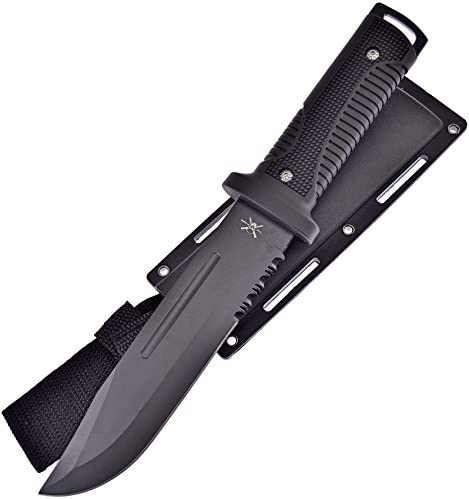 Frost Cutlery FTX4663BLK-BRK Tac Xtreme Fixed Blade