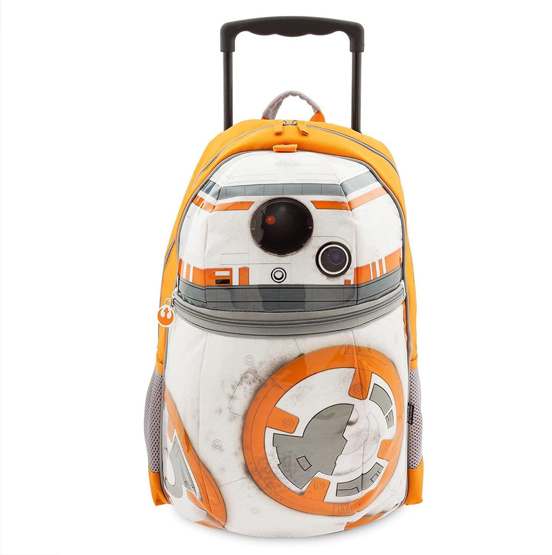 Disney - BB-8 Rolling Backpack - Star Wars: The Last Jedi