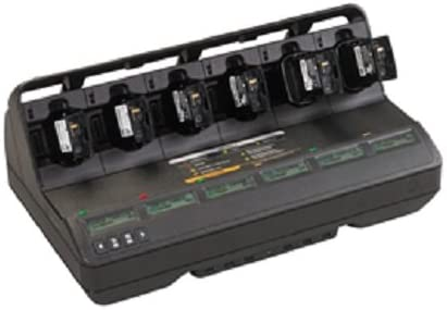 Motorola NNTN7073B - NNTN8844A Motorola IMPRES APX Multi-Unit Charger with Display