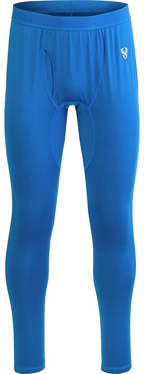 Stoic Lightweight Baselayer Bottom - Men's Deep Blue, S