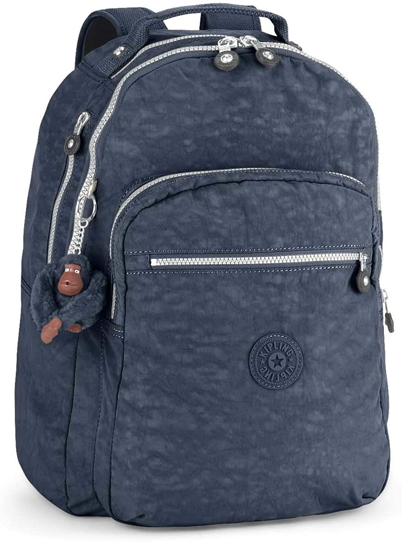 Kipling Unisex Adult's Casual Daypack Clas Seoul One Size True Blue