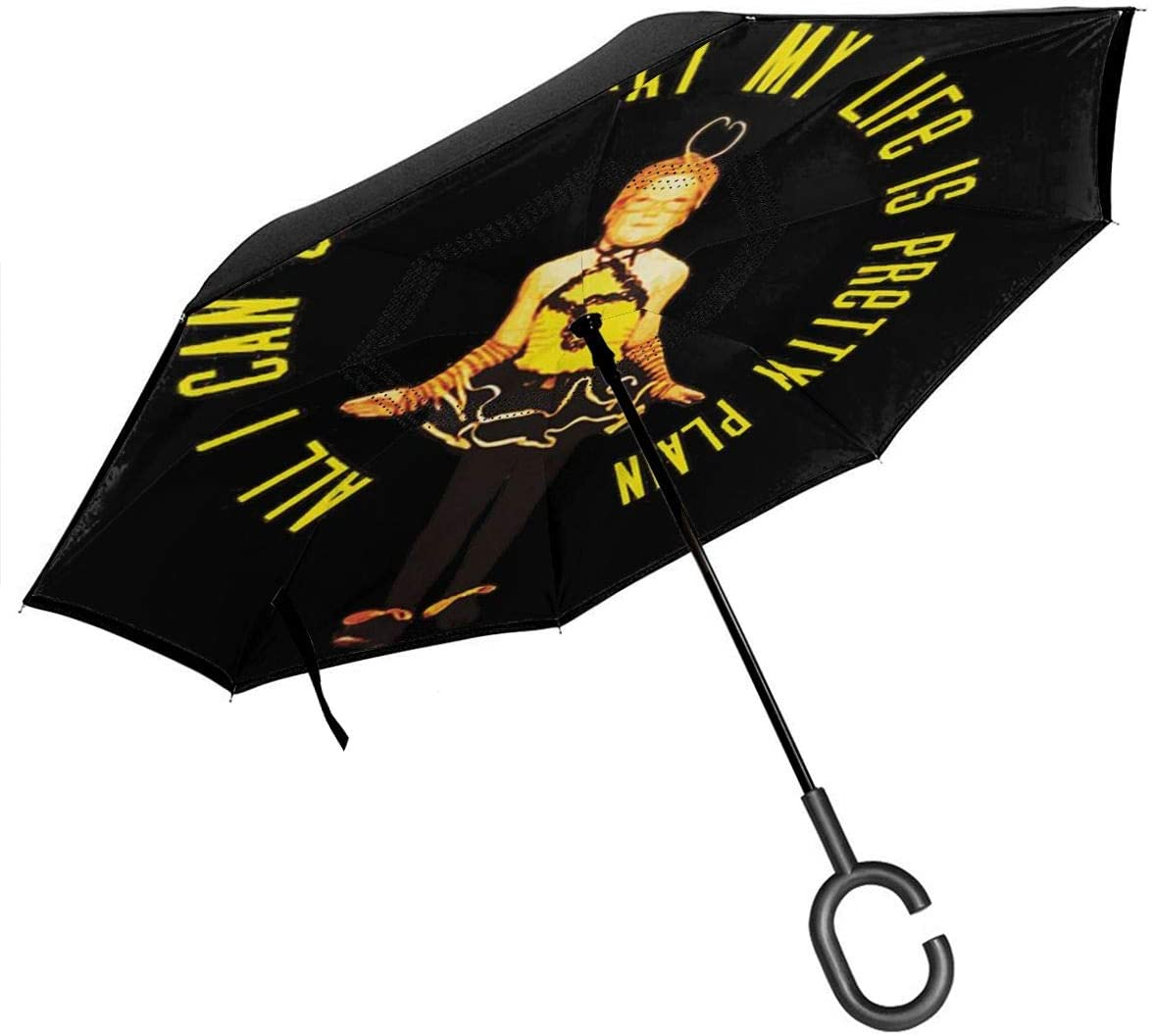 N/C Blind Melon Reverse Umbrella
