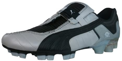 PUMA V Konstrukt III SG Mens Leather Soccer Boots - Cleats