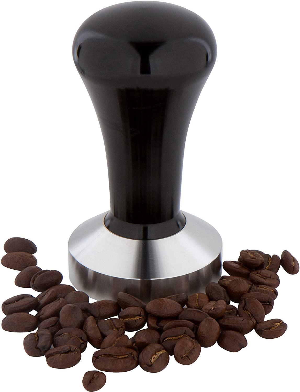 Trademark Innovations Coffee Tamper, Black