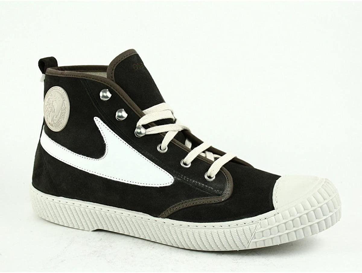 Diesel Men's DRAAGS94 Olive Night Sneaker