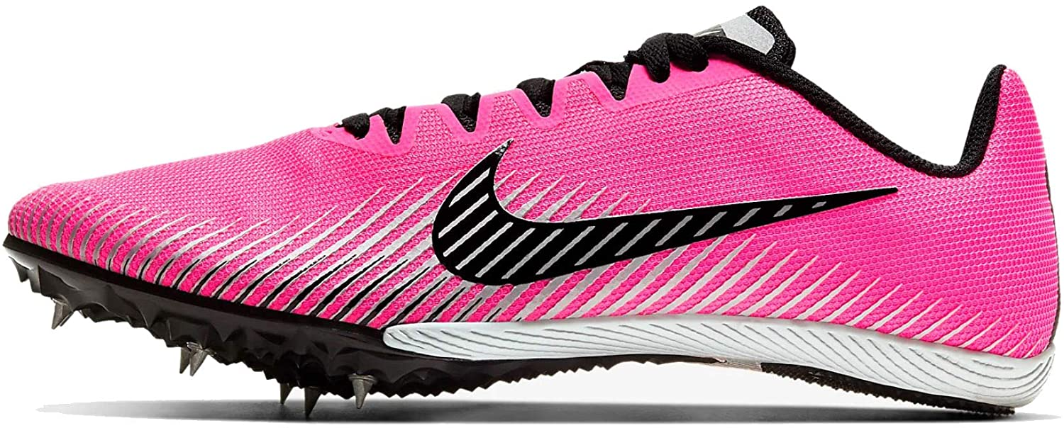 NIKE Zoom Rival M 9 Mens Track Spike Ah1020-602 Size 4