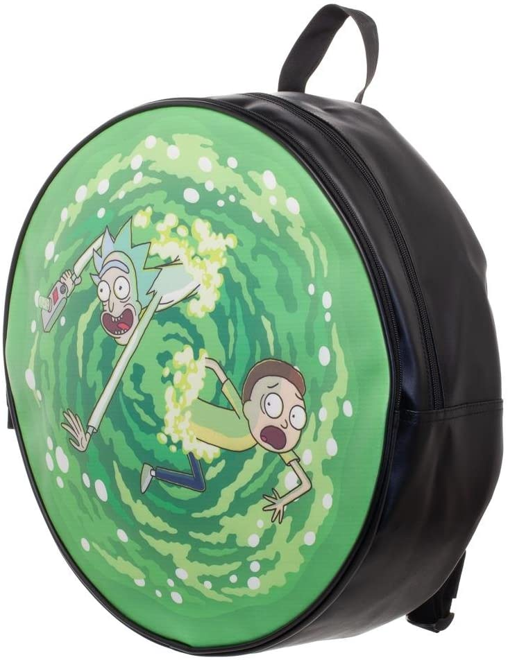 Rick and Morty Portal Bag - Portal Backpack Inspired by Rick and Morty