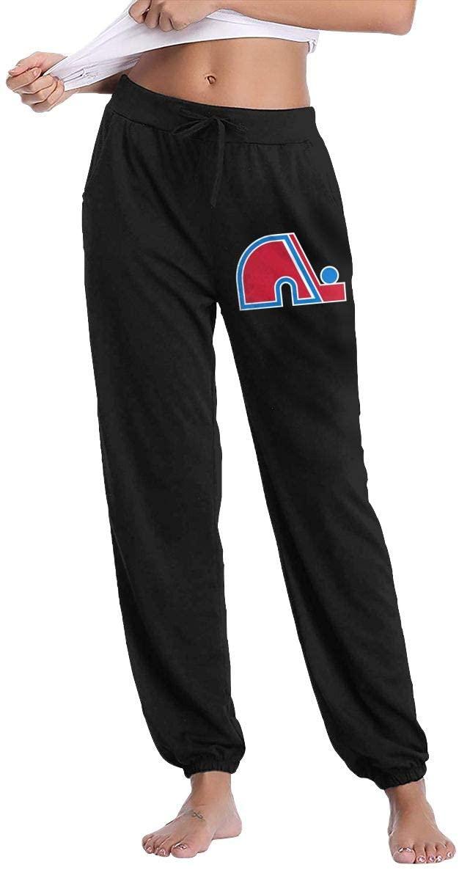 NOT Quebec Nordiques Hockey Team Women's Long Pants