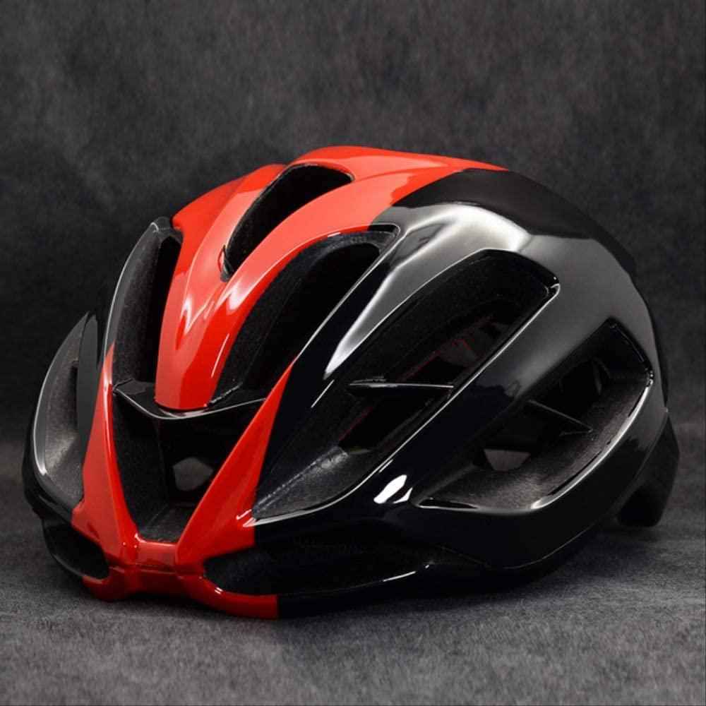 Vincent Red Cycling Helmet Women Men Bicycle Helmet MTB Bike Mountain Road Cycling Safety Outdoor Sports Big Helmet M 52-58cm L 59-62cm L 59-62cm 14