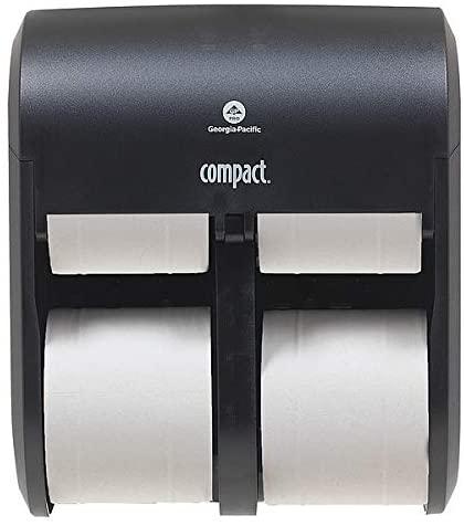 Toilet Paper Dispr, Coreless, 13-1/4 in. H