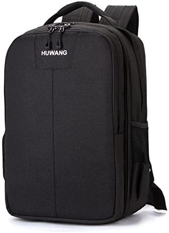 Digital SLR camera bag, outdoor shoulder bag, multifunctional intelligent partition capacity design Camera Backpack