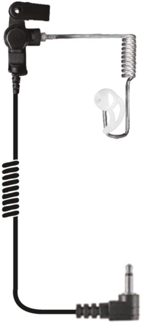 Ear Phone Connection Fox Acoustic Tube Listen Only Earphone with 3.5mm Connector (EP1089SC)