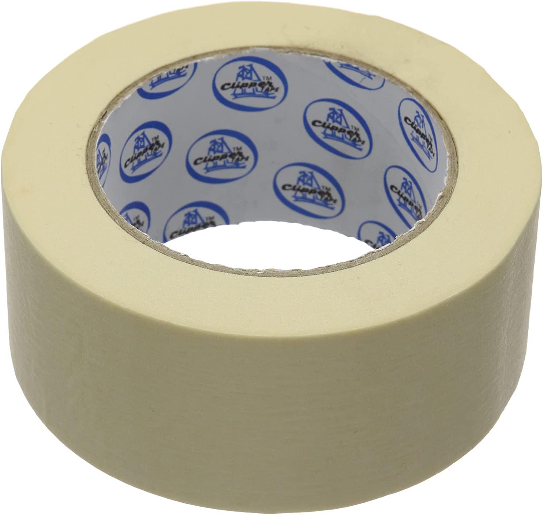 Connect - 35216 3M 2120 Masking Tape 50mm x 50m Box 20 Rolls
