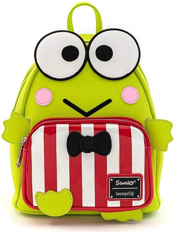 Loungefly x Sanrio Hello Kitty Keroppi Cosplay Mini Backpack