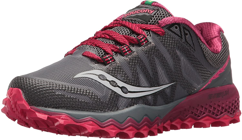 Saucony Womens Peregrine 7 Trail Running Shoe