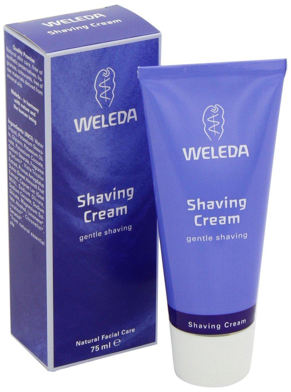 Weleda Shaving Cream (1x2.5Oz)