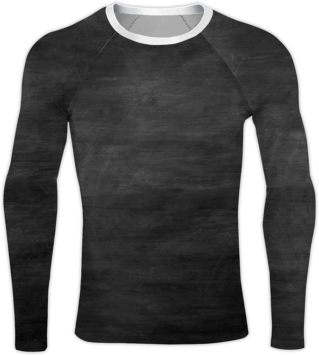 Compass and Pipe on The Old Paper Background,Compression Baselayer Tops Long Sleeve T-Shirts S