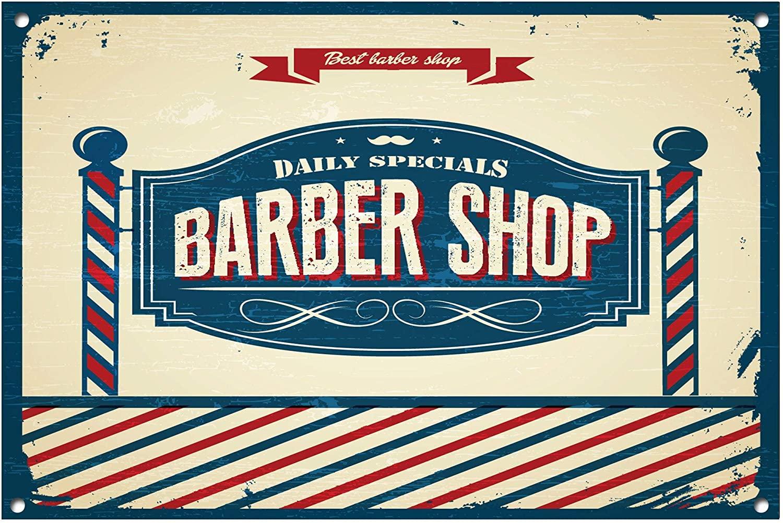 Flowershave357 Barber Metal Sign Barber Shop Barber Shop Sign Barber Shop Decor Salon Decor Salon Sign Hairdressing Wall Art 516