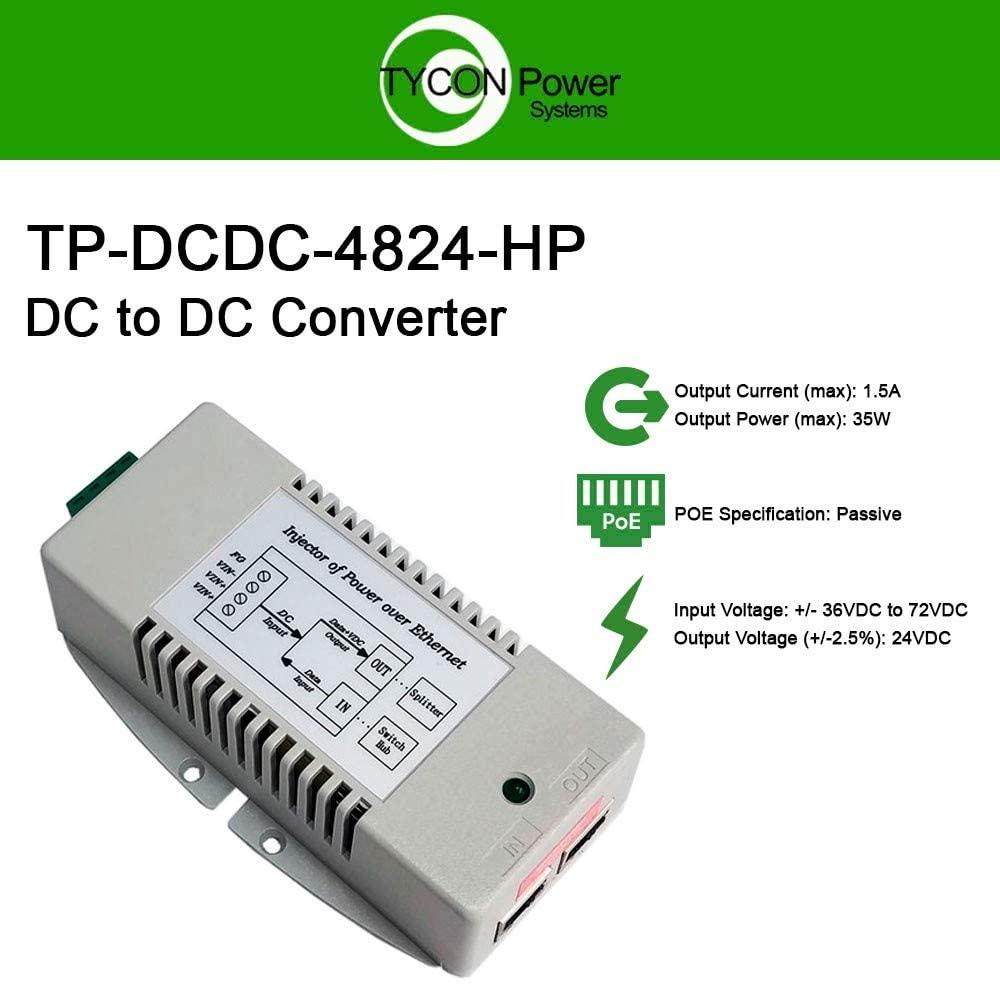 Tycon Power Converter (TP-DCDC-4824-HP)
