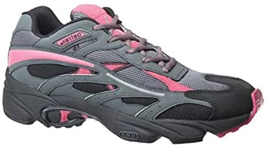 Aetrex Womens Z788W Ozone Trail Cranberry Running Shoes - Size 5 B(M) US