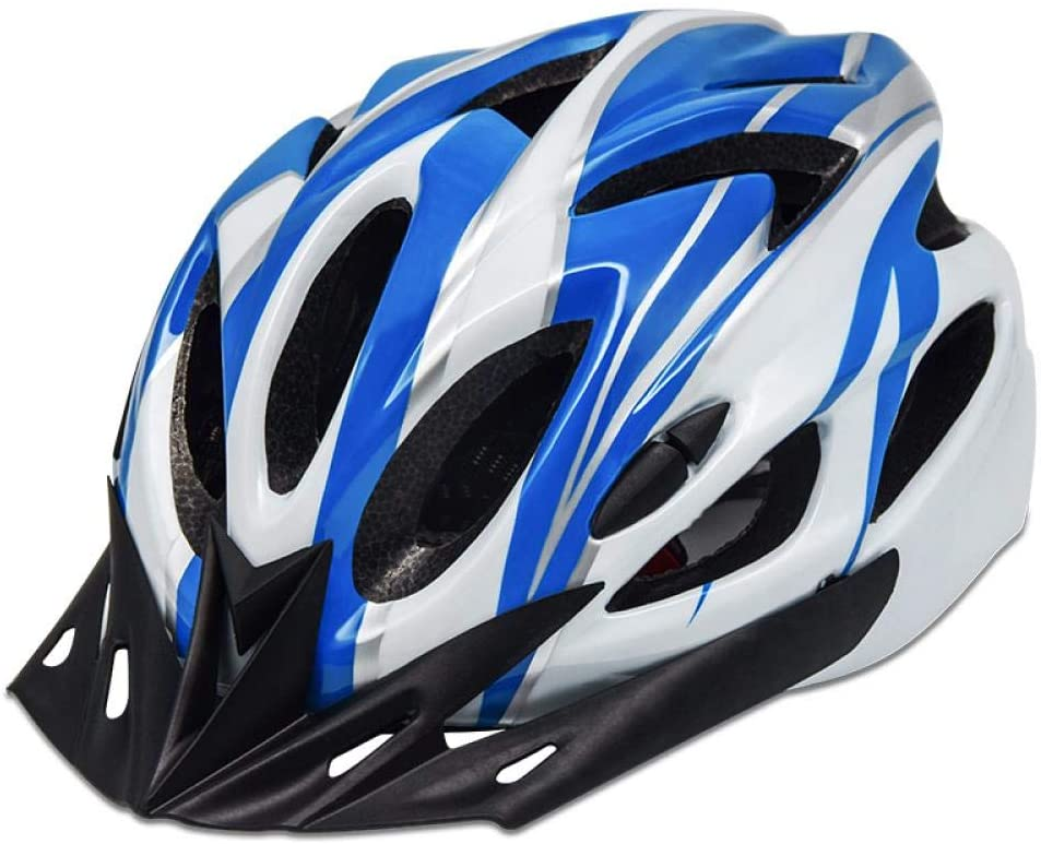 Home bathroom products Cycling Helmet, Outdoor Travel Essential Helmet, Riding Helmet, Men and Women, Blue, one Size