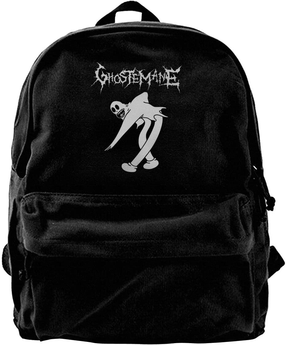 N/C Ghostemane Canvas Backpack