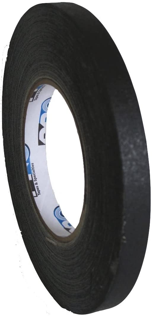 Pro Tapes Pro-Gaff Gaffers Tape: 1 in. x 60 yds. (Black)